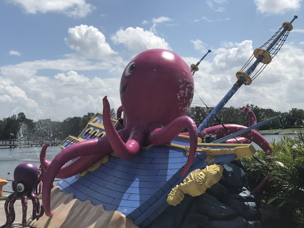 Photos from Sea World Orlando's Halloween Spooktacular 6