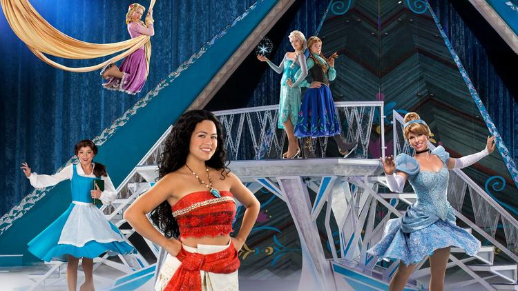 Disney On Ice Postponed Due to Hurricane Irma 2