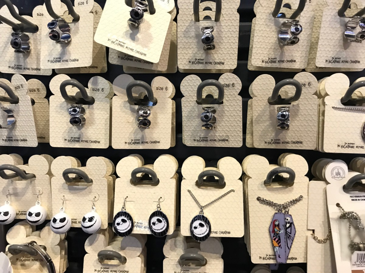 Nightmare Before Christmas Jewelry, Disney Parks! 5