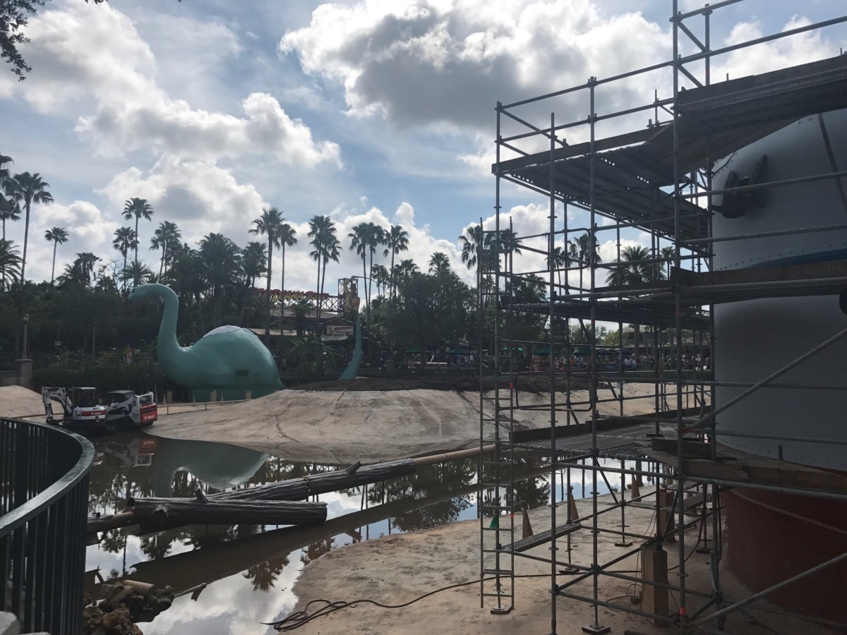 Construction Update Photos from Disney's Hollywood Studios 2