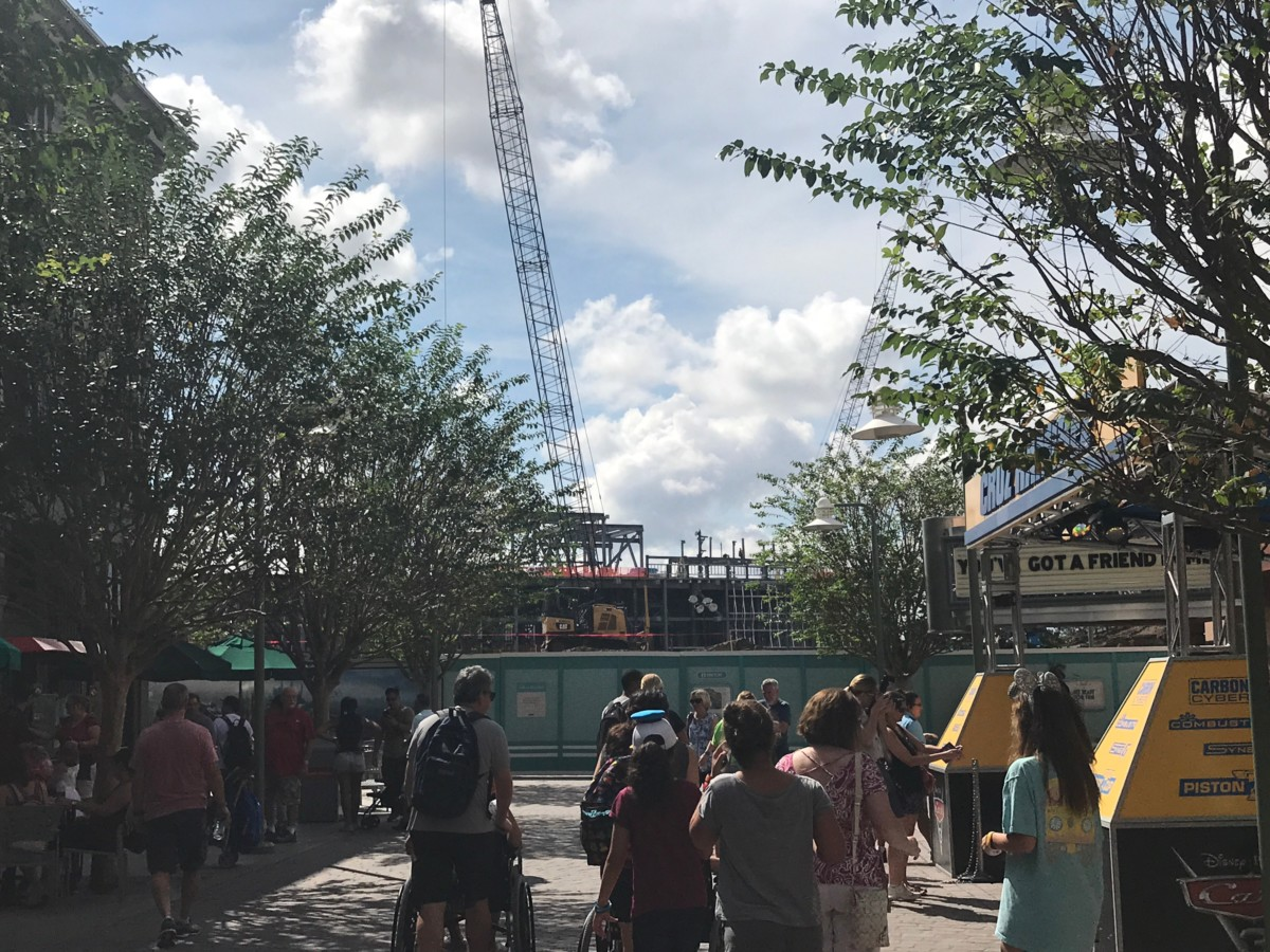 Construction Update Photos from Disney's Hollywood Studios 3