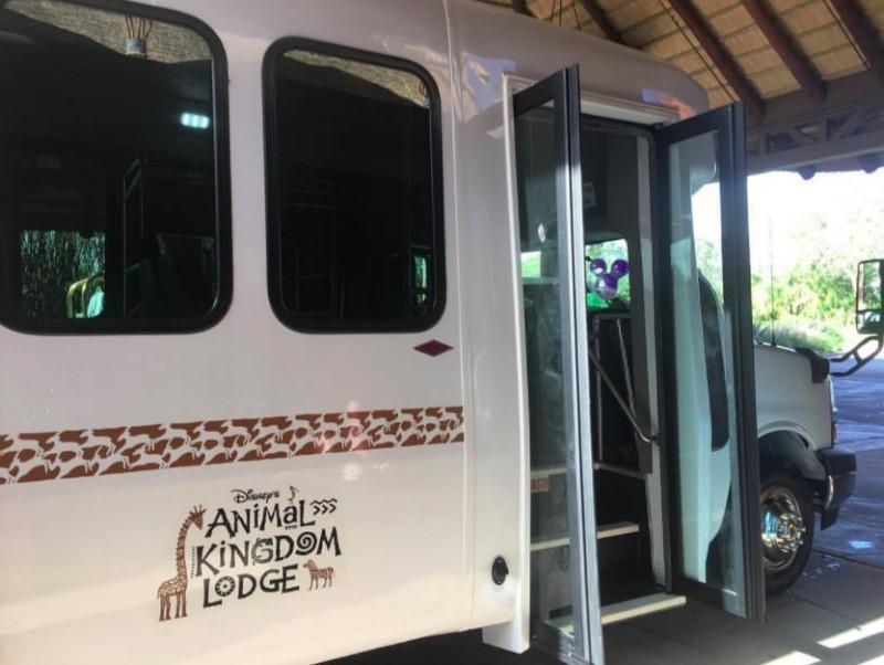 Animal Kingdom Resort Shuttle 1