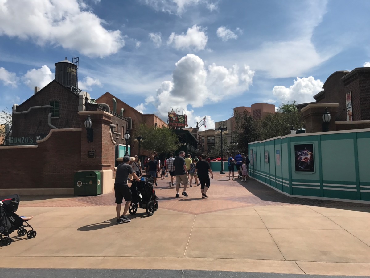 Construction Update Photos from Disney's Hollywood Studios 1