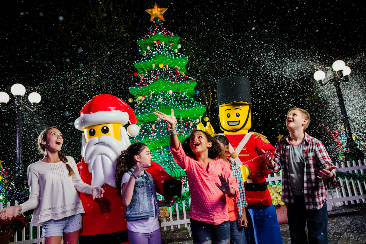 Christmas Bricktacular, Kids' New Year's Party Offer 15 Dates of Florida Yuletide Fun Included with Admission 2