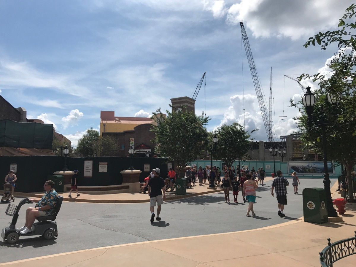 Construction Update Photos from Disney's Hollywood Studios 6