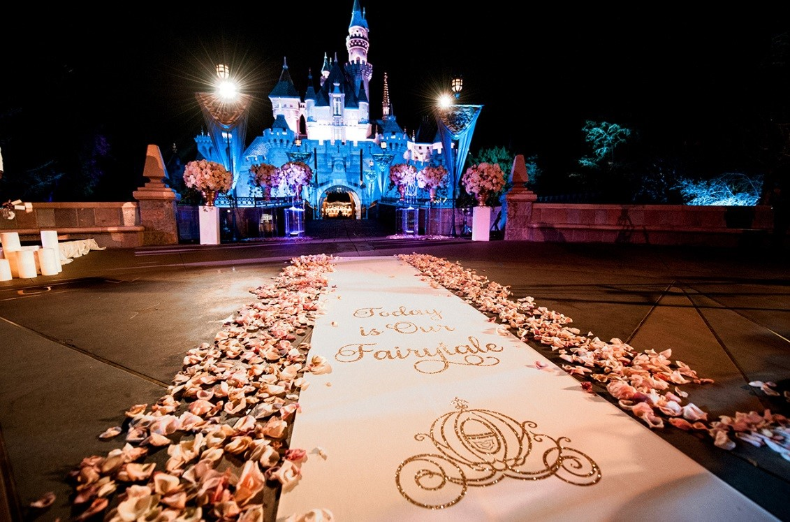 Disney's Fairytale Weddings 19