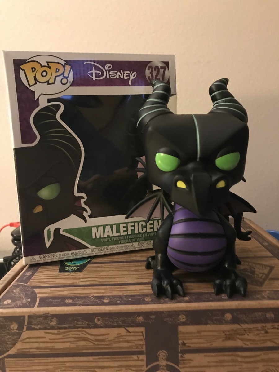 Disney Treasures October Box - Haunted Forest Review 10