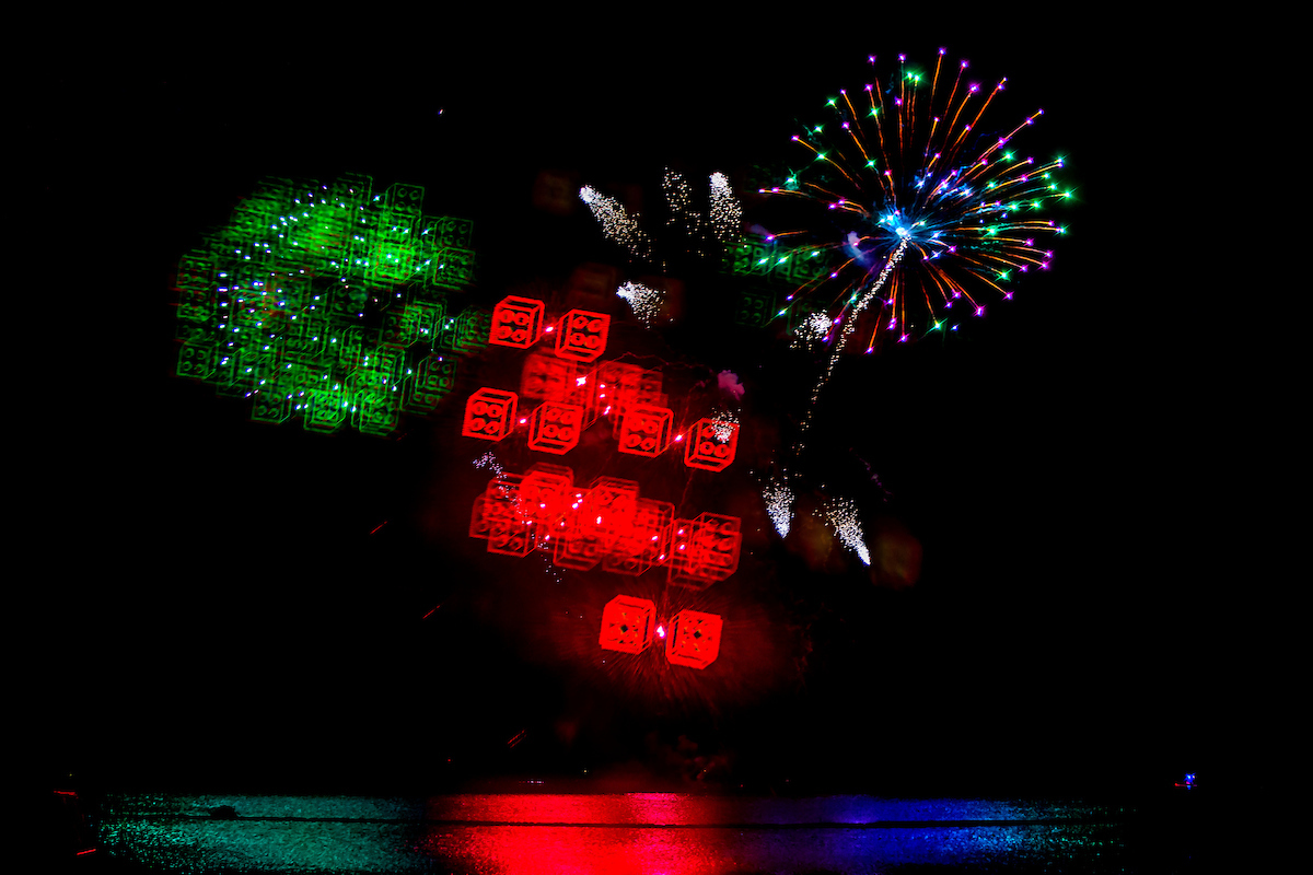 Christmas Bricktacular, Kids' New Year's Party Offer 15 Dates of Florida Yuletide Fun Included with Admission 3