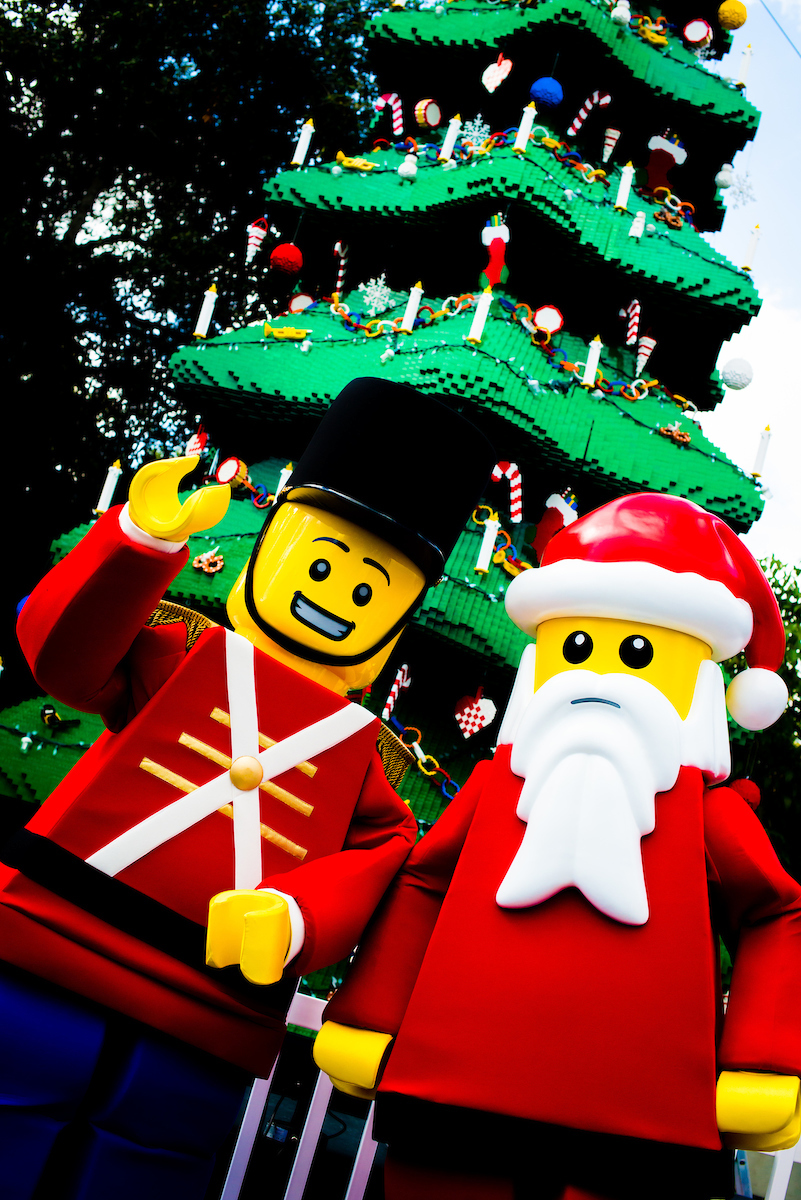 Christmas Bricktacular, Kids' New Year's Party Offer 15 Dates of Florida Yuletide Fun Included with Admission 1