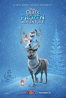 "Four Original Songs for New Animated Featurette ""Olaf's Frozen Adventure"" 2"