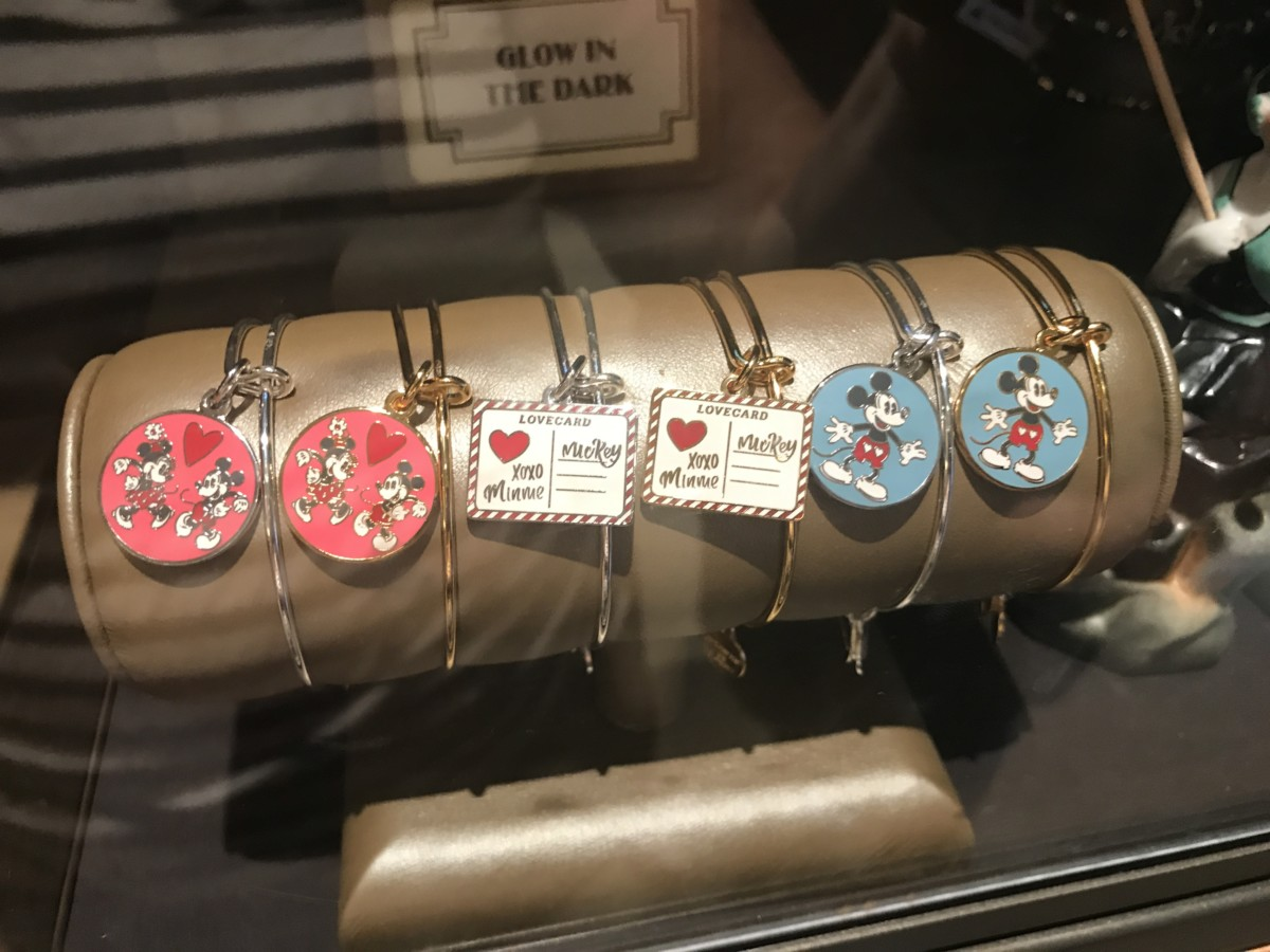 NEW Mickey and Minnie Alex & Ani Bracelets Now Available! 3