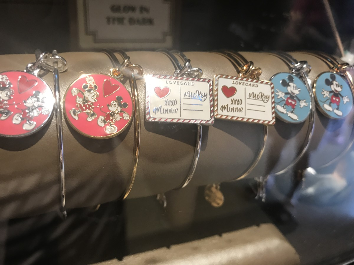 NEW Mickey and Minnie Alex & Ani Bracelets Now Available! 2