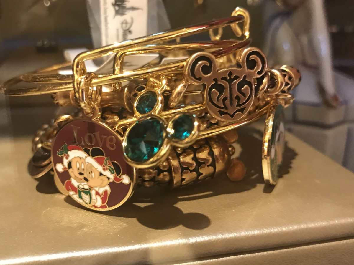 NEW Mickey and Minnie Alex & Ani Bracelets Now Available! 5
