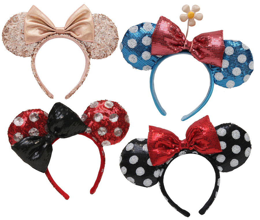Iconic Mouse-Eared Headwear Sparkles This Fall at Disney Parks 5