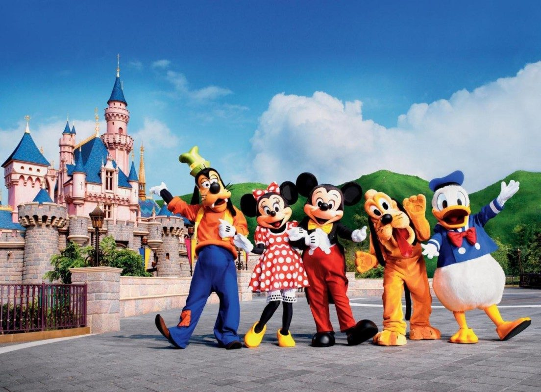 Hong Kong Disneyland Starts Construction on Multi-Year Expansion 3