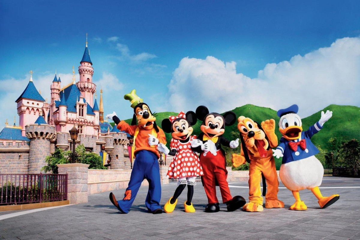Hong Kong Disneyland Starts Construction on Multi-Year Expansion 2