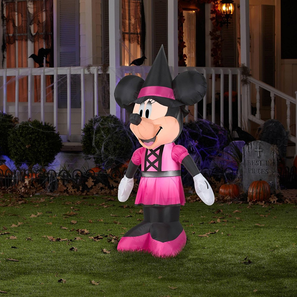 Disney Halloween Decorations For Your Home 5