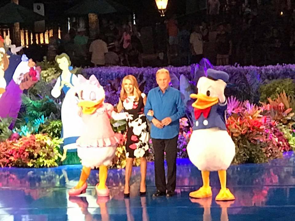 """Wheel of Fortune"" 35th Anniversary at Walt Disney World 1"
