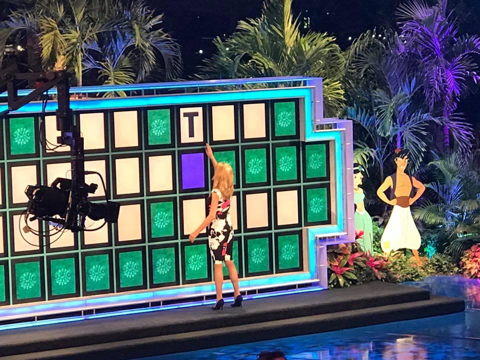 'Wheel of Fortune' Disney Sea & Shore Week 1