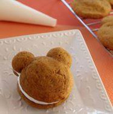 Mickey's Pumpkin Whoopie Pies ~ Recipe! 3