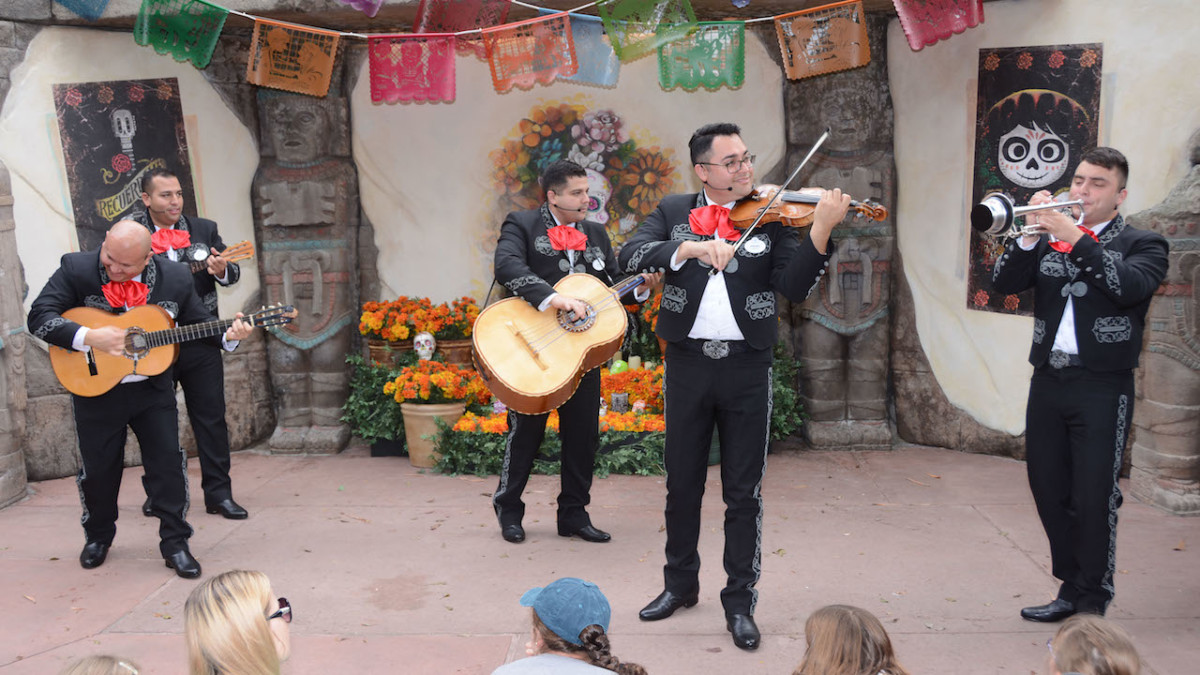 Epcot Celebrates the Disney•Pixar Film 'Coco' With New Entertainment, Interactive Exhibits 18