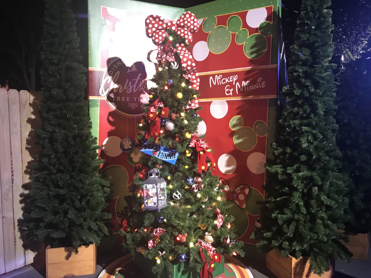 The Christmas Tree Trail, #DisneySprings ~ Photos 2