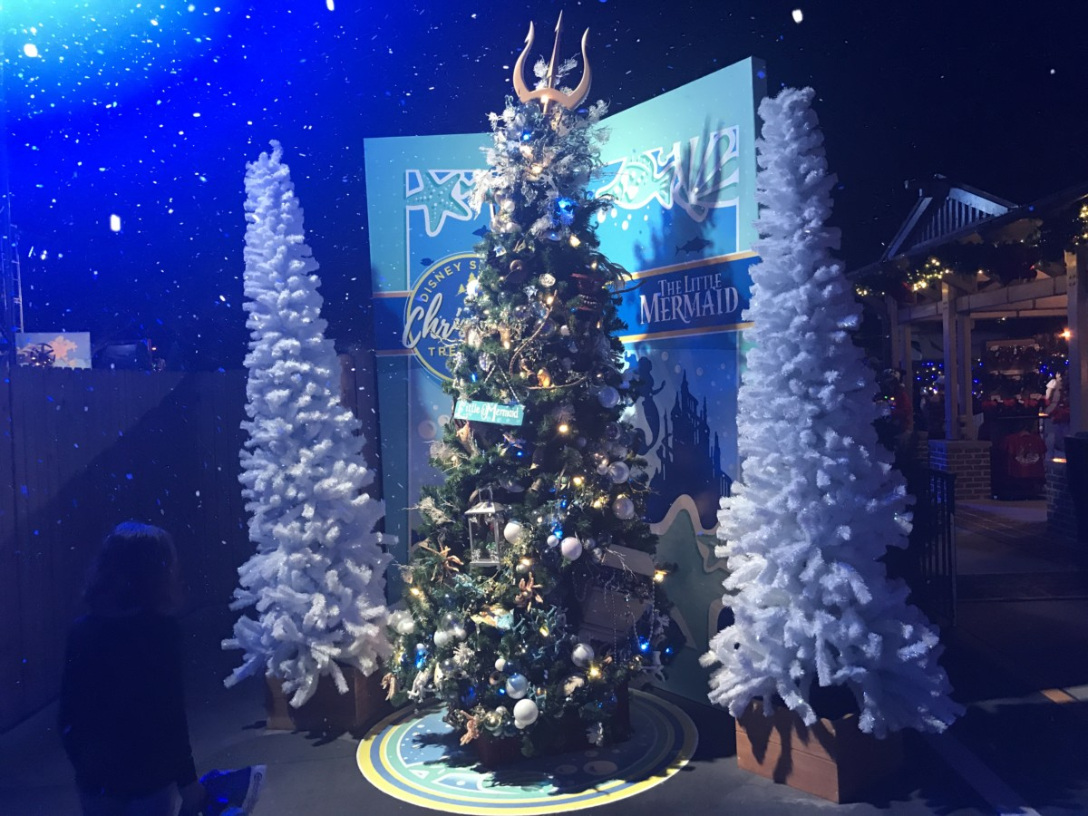 The Christmas Tree Trail, #DisneySprings ~ Photos 4