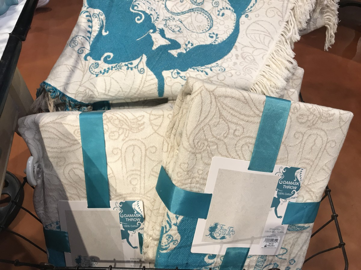 The Little Mermaid Home Collection! 3