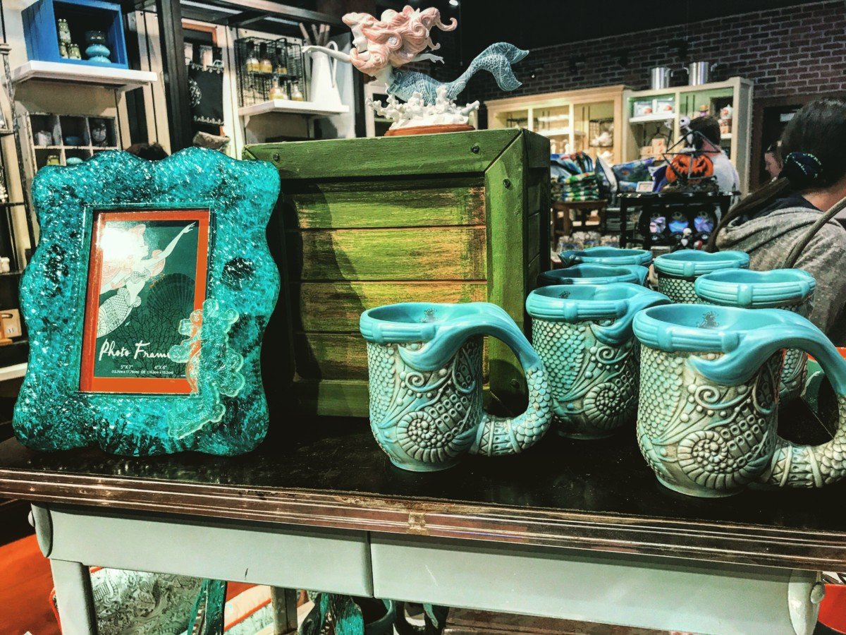 The Little Mermaid Home Collection! 6