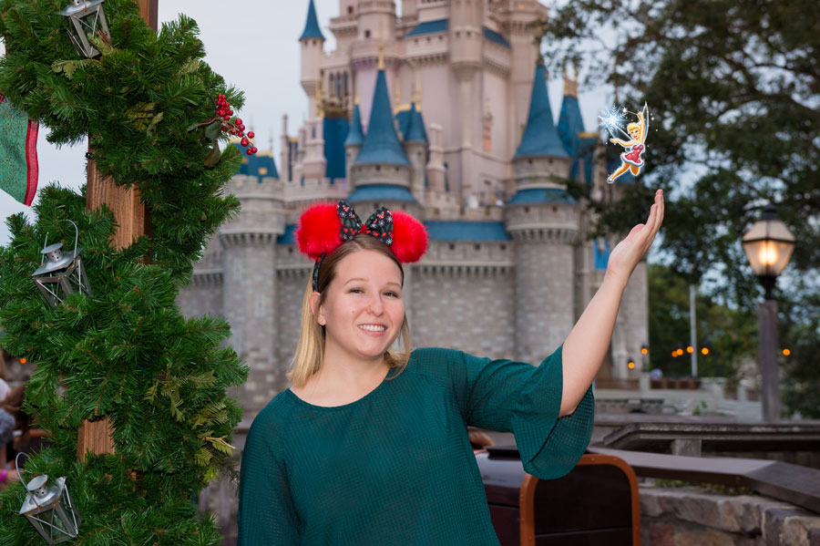 Disney PhotoPass Opportunities Available Exclusively During Mickey's Very Merry Christmas Party 3