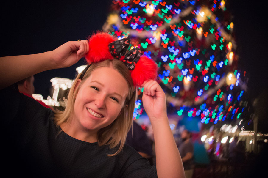 Disney PhotoPass Opportunities Available Exclusively During Mickey's Very Merry Christmas Party 6