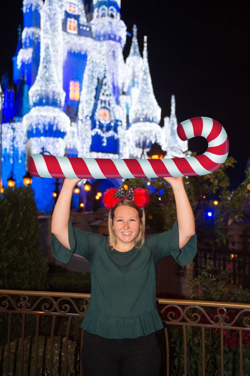 Disney PhotoPass Opportunities Available Exclusively During Mickey's Very Merry Christmas Party 9