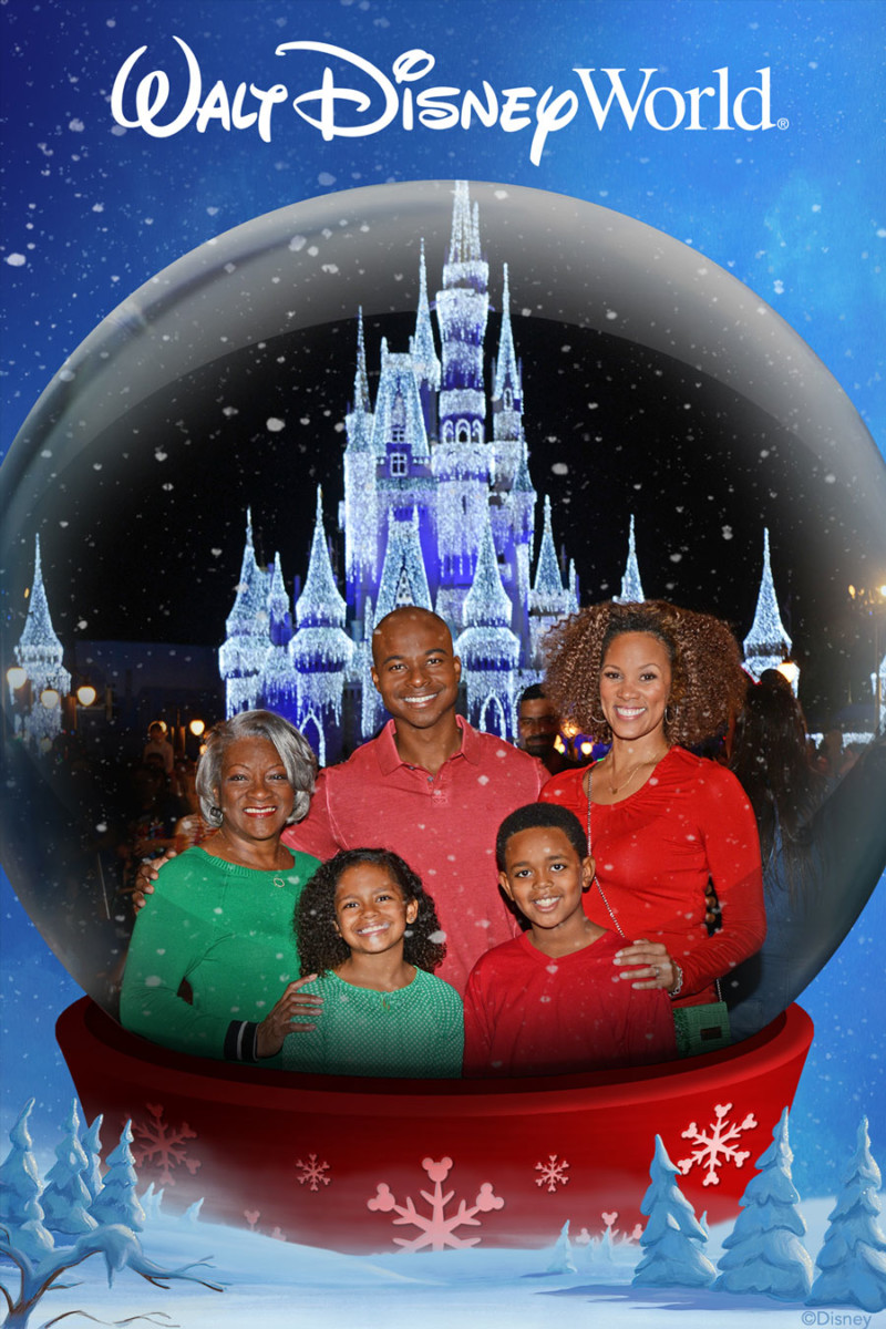 Disney PhotoPass Opportunities Available Exclusively During Mickey's Very Merry Christmas Party 5
