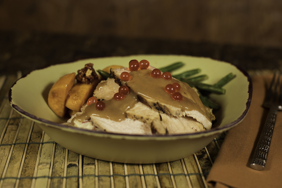 Thanksgiving Fare at The Walt Disney World Resort 2