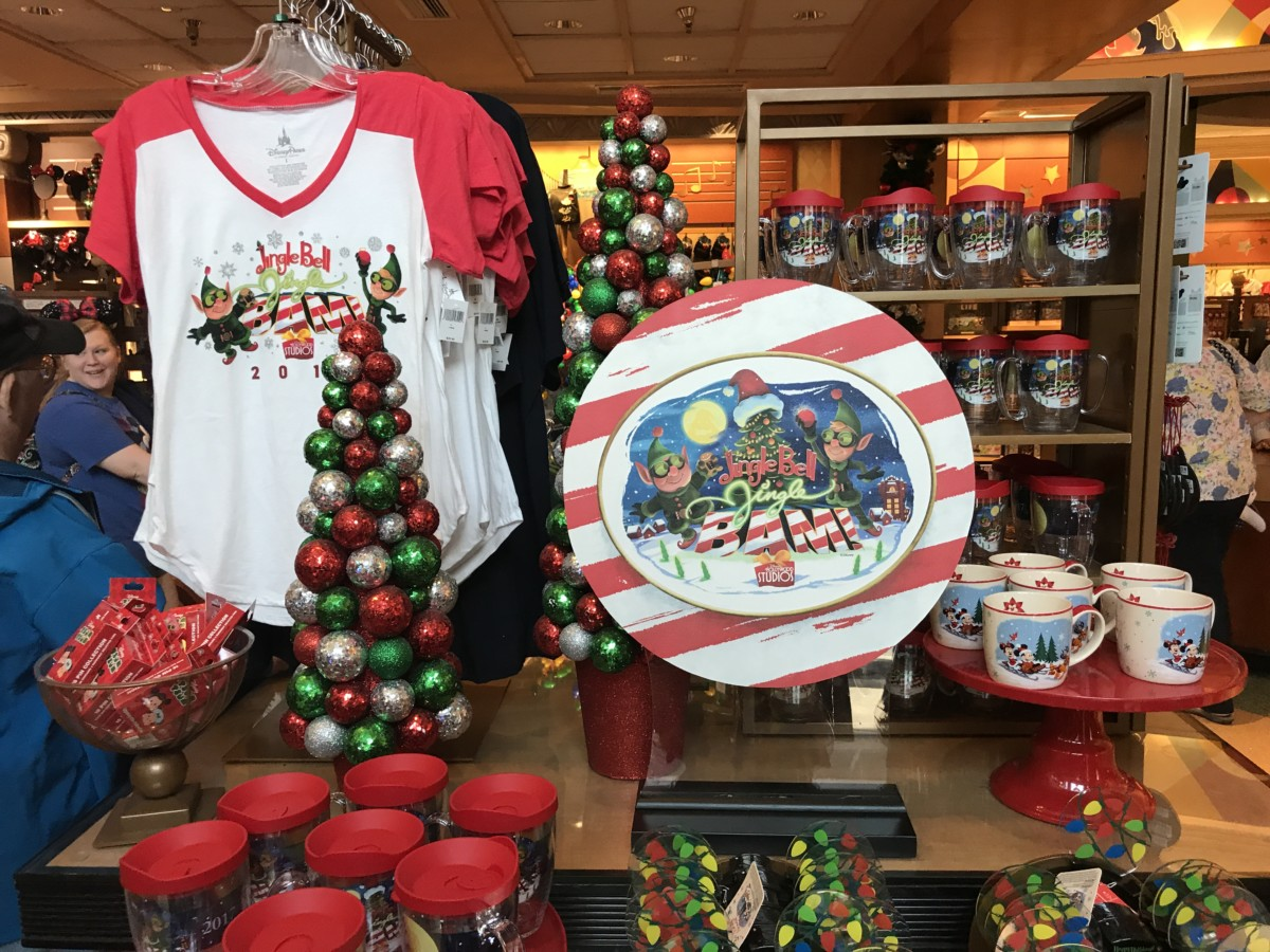 Jingle Bell Jingle BAM Merchandise at Hollywood Studios 5