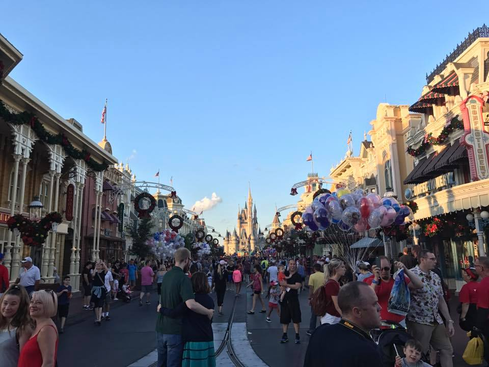 It's Beginning to Look a lot Like Christmas..... at the Magic Kingdom! (photos) 7