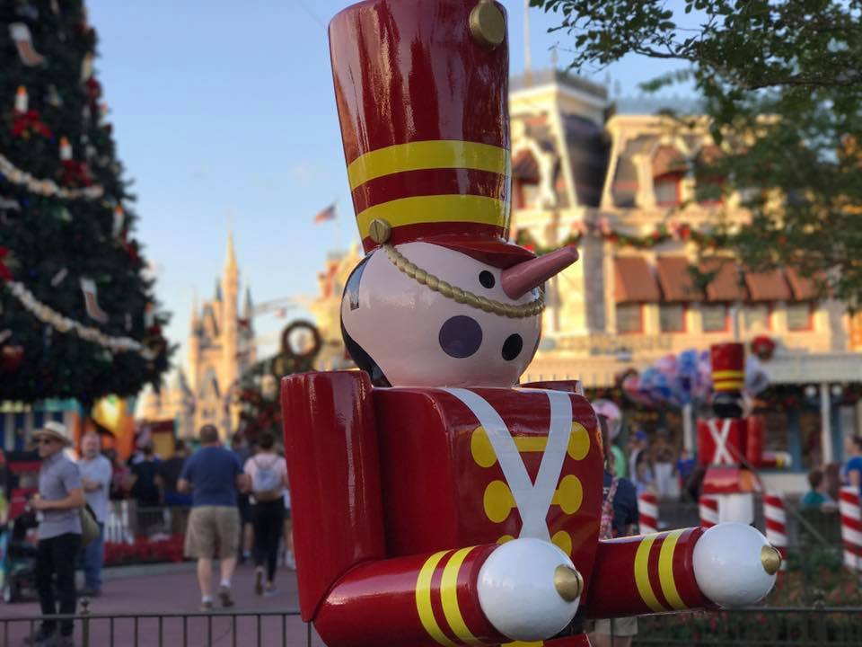 one thing i keep hearing from readers and from some friends too is that its too early for christmas festivities and such as you know last week disney