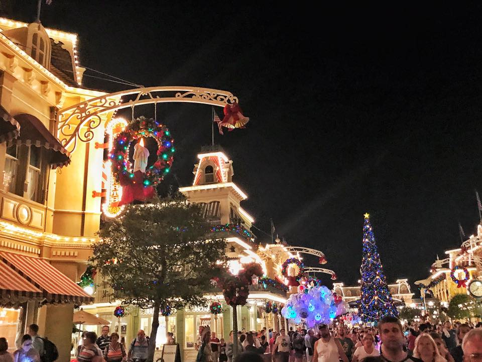 New Holiday Fireworks Show Coming to Mickey's Very Merry Christmas Party at Walt Disney World Resort 1