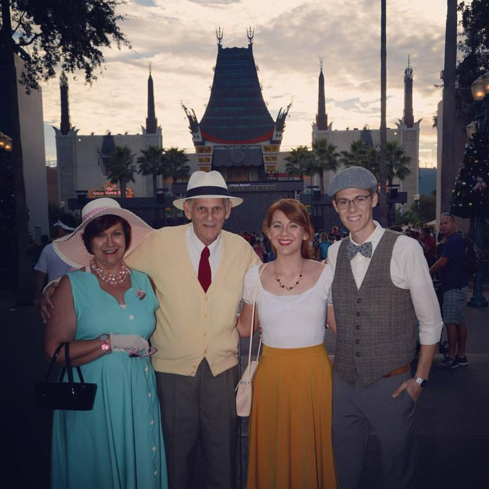 Dapper Day Part 5 - Picture Perfect 2