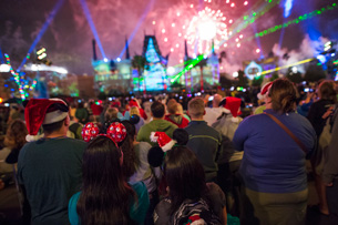 #DisneyParksLIVE: Watch 'Jingle Bell, Jingle BAM!' Live on December 4 at 7:55 p.m. EST 9