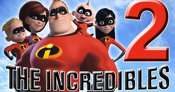 Unwrap A First-Look at the Disney•Pixar Film 'The Incredibles 2' 1