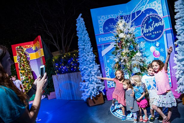 Disney Springs Christmas Tree Trail Debuts Extended Weekend and Holiday Hours 3