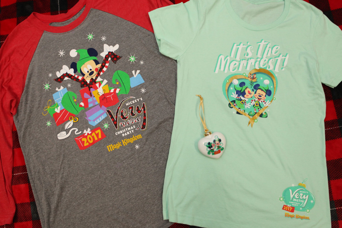 Mickey's Very Merry Christmas Party 2017 Inspires Festive Merchandise at Magic Kingdom Park 40