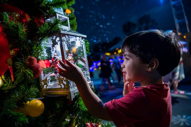 Disney Springs Christmas Tree Trail Debuts Extended Weekend and Holiday Hours 2