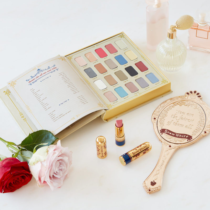 Snow White Make Up Line from Bésame Cosmetics 1