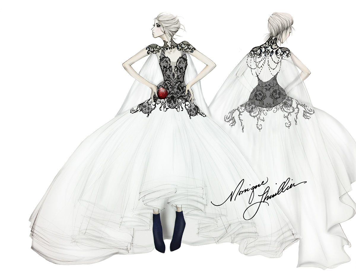 Saks Fifth Avenue Will Deck Their Windows With Snow White This ...