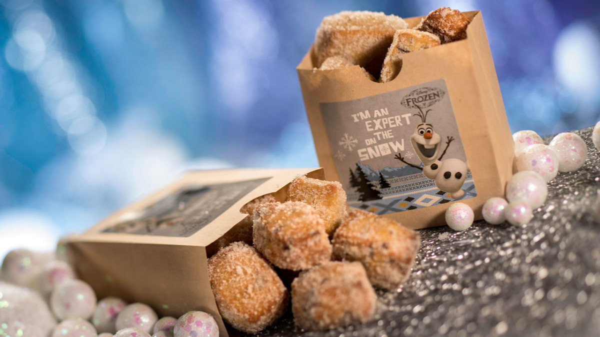 Holiday Recipe: Sugar Frosted Fruit Bites from Disney's Hollywood Studios 1