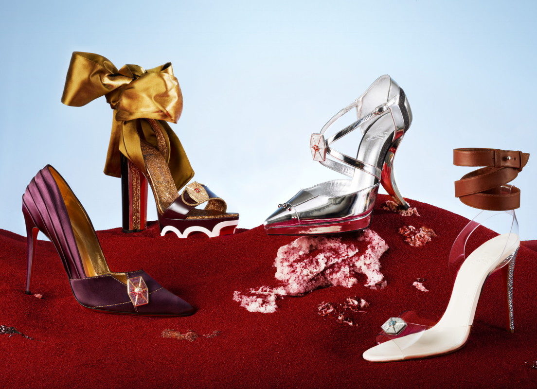 Christian Louboutin Unveils One-of-a-Kind Collaboration with The Walt Disney Studios and Lucasfilm for Star Wars: The Last Jedi 1