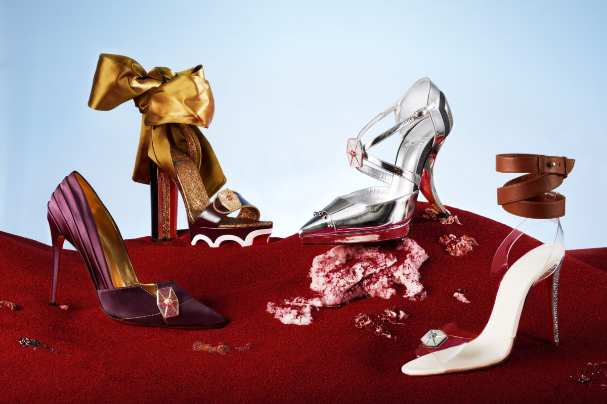 Christian Louboutin Unveils One-of-a-Kind Collaboration with The Walt Disney Studios and Lucasfilm for Star Wars: The Last Jedi 5