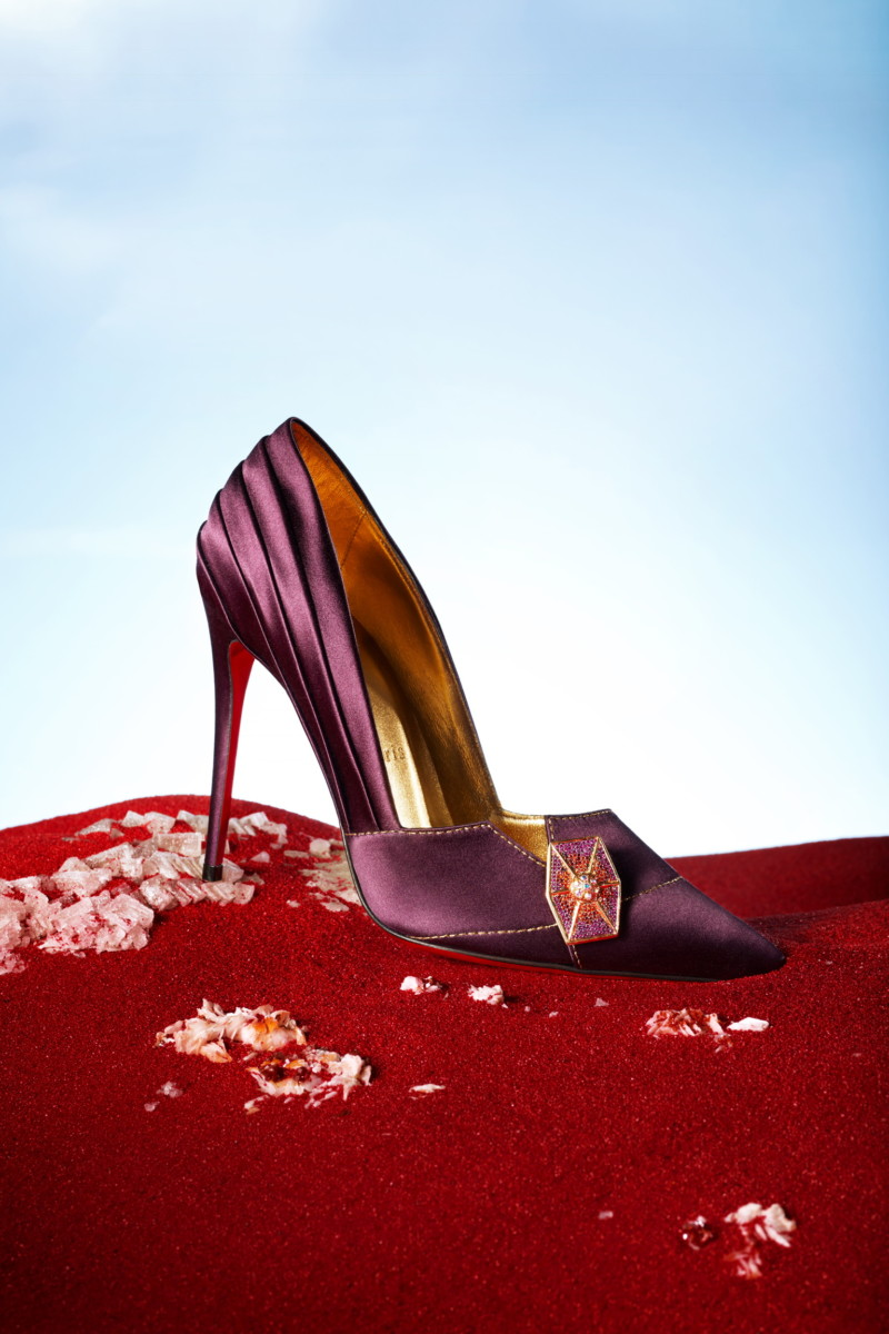 8674e9627c4d Christian Louboutin Unveils One-of-a-Kind Collaboration with The Walt  Disney Studios